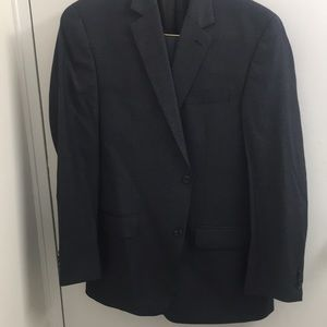 Michael Kors Steal Gray Suit